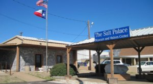 There's A Giant Salt Mine Hiding Underneath This Small Texas Town
