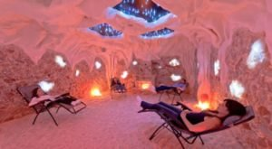 You'll Never Want To Leave These 6 Incredibly Relaxing Salt Caves In Connecticut