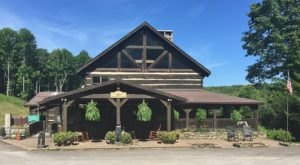 This Old Fashioned Restaurant In The Maryland Mountains Will Take You Back To Simpler Times