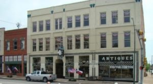 Browse 3 Floors Of Antiques At A Touch Of Class In Texas