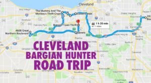 This Bargain Hunters Road Trip Will Take You To The Best Thrift Stores In Cleveland