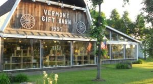 This Massive Gift Shop In Vermont Is Like No Other In The World