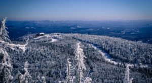 The Jaw-Dropping Mountain In New York That Offers Endless Ski Adventures