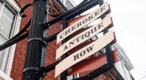 Missouri Has Its Very Own Antique Row Where You'll Find Hundreds Of Treasures To Take Home