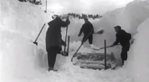 67 Years Ago, Northern California Was Hit With The Worst Blizzard In History