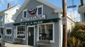 The Old Fashioned Store In Rhode Island Chock Full Of Everything You Can Imagine