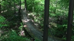 10 Out-of-This-World Hikes In Mississippi That Lead To Fairytale Foot Bridges
