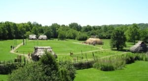 Step Back In Time At This Ohio Indian Village And Archaeological Park