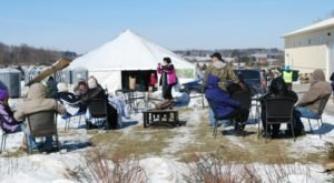 Celebrate The Season's Bounty At Wisconsin's Largest Outdoor Winter Wine Festival