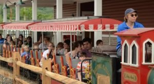 Your Kids Will Have A Blast At This Miniature Amusement Park In New York Made Just For Them