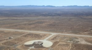 The World's First Commercial Spaceport Is Right Here In New Mexico