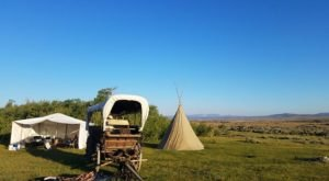 The Overnight Adventure In Wyoming That Will Take You Back In Time