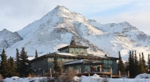 You'll Want To Spend Time At The Most Enchanting Alaskan Roadhouse Ever