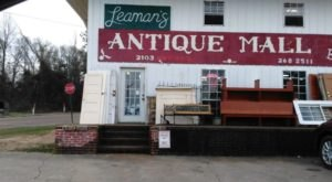 The Two-Story Antique Mall In Mississippi That's Almost Too Good To Be True