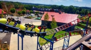 Your Kids Will Have A Blast At This Miniature Amusement Park In Maryland
