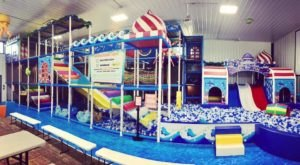 The Ocean-Themed Indoor Playground In Missouri That's Insanely Fun