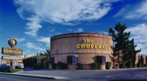 This Barrel-Shaped Restaurant In New Mexico Is Worthy Of A Pilgrimage