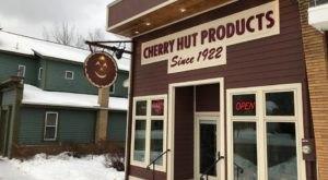 Michigan's Charming Little Cherry Hut Will Sweeten Up Your Season
