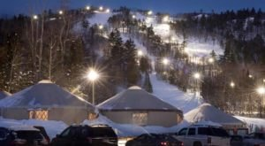 Michigan's Most Epic Winter Resort Will Take You On The Ultimate Snowy Adventure