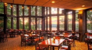 There's A Restaurant Tucked Away In This Ohio State Park That You'll Want To Visit