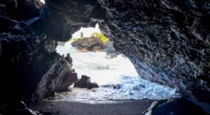 Hike To These Sandy Caves In Hawaii For An Out-Of-This-World Experience