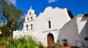 The Oldest Church In Southern California Dates Back To The 1700s And You Need To See It