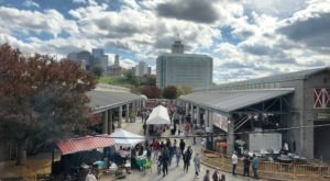 The 4-Block Farmers' Market In Nashville You'll Want To Experience For Yourself