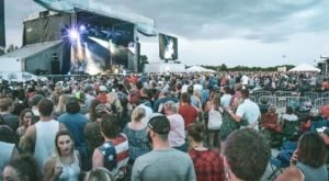 One Of The Largest Country Music Festivals In The U.S. Takes Place Each Year In This Tiny Town In Iowa