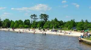 The Underrated Sandy Beach Near New Orleans You Absolutely Need To Visit