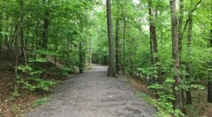Most People Don't Know About This Stunning Green Trail Hiding In The Middle Of An Arkansas City