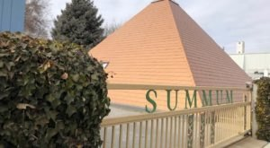 Most Utahns Don't Know The Story Behind This Unique But Bizarre Pyramid