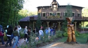 The Butterfly Forest In Ohio That's The Perfect Family Destination