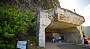 This World War II Bunker Turned Movie Set In Hawaii Is Truly A Sight To See