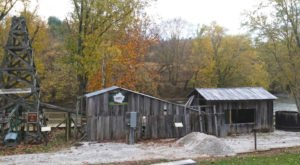 Many People Don't Know The Oldest Oil Producing Well In The World Is Located In West Virginia