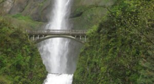 The Legend Surrounding This Famous Oregon Waterfall Is Truly Heartbreaking