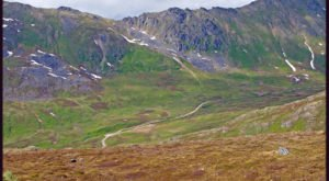 Get Lost In The Alaska Mountains On This Former Wagon Trail