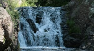 Take This Easy Trail To An Amazing Triple Waterfall In New Mexico
