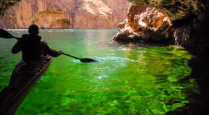 There's An Emerald Springs Hiding In Arizona That's Too Beautiful For Words