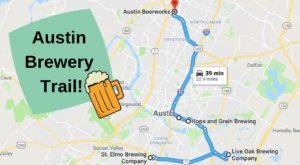 Take The Austin Brewery Trail For A Weekend You'll Never Forget