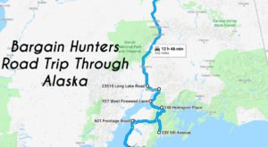 This Bargain Hunters Road Trip Will Take You To The Best Thrift Stores In Alaska