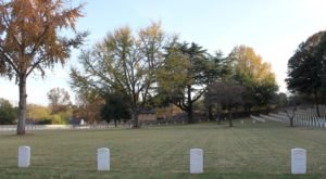 The Largest Mass Grave In The South Is Located In the Small City Of Salisbury, North Carolina