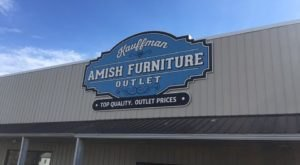 The Largest Amish Furniture Store In Illinois Is A True Treasure