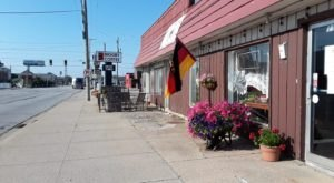 The German Diner In Indiana Where You'll Find All Sorts Of Authentic Eats