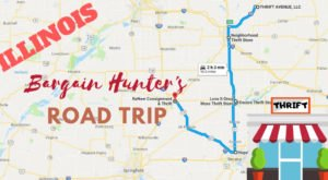 This Bargain Hunters Road Trip Will Take You To The Best Thrift Stores In Illinois