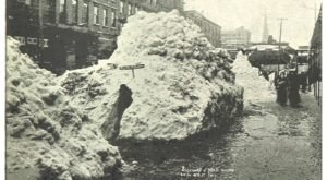 131 Years Ago, Massachusetts Was Hit With The Worst Blizzard In History