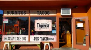 The Tiny Restaurant In Montana That Serves Mexican Food To Die For