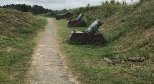 The Virginia River Trail That Holds A Long Forgotten Relic Of The Revolutionary War