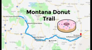 Take The Montana Donut Trail For A Delightfully Delicious Day Trip