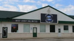The Beef Jerky Outlet Near Detroit Where You'll Find 50 Tasty Varieties