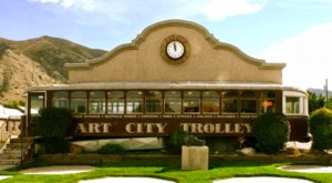 The Trolley Car Restaurant In Utah That Will Take You Right Back To The Good Old Days